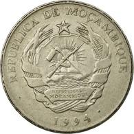 Monnaie, Mozambique, 500 Meticais, 1994, Royal Mint, TB+, Nickel Clad Steel - Mozambique