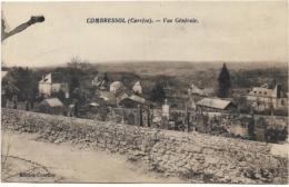 D19 - COMBRESSOL - VUE GENERALE - France