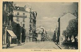 GRENOBLE - N° 21 - COURS BERRIAT - Grenoble