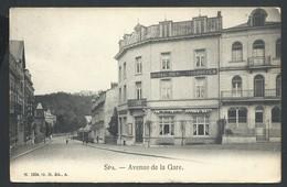 +++ CPA - SPA - Avenue De La Gare - Hôtel Des Touristes  // - Spa