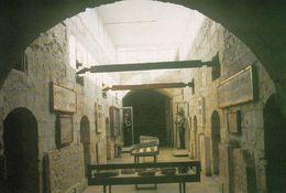 1 AK Zypern * Mittelalterliches Museum Von Zypern In Der Burg Von Limasol - Saal Im Oberen Stock * - Zypern