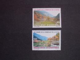 Andorra SP   Mitläufer   Europäisches Naturschutzjahr   1995      ** - Europäischer Gedanke