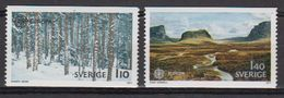 Europa Cept 1977 Sweden 2v ** Mnh (42392A) - 1977