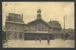 +++ CPA - HUY - Gare Du Nord - Nels   // - Hoei