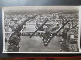 Paris - Photographie Service Aérien Lapie - Le Centre De Paris - L'Ile De La Cité - Notre - Dame - 1958  - TBE - - Reproductions