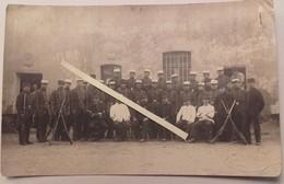 1914 Oran Algérie Infirmiers Militaires 20 Eme Section Chambre Desinfection Tailleur Cordonniers Poilus 1914 1918 WW1 - War, Military