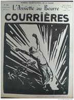 1906 L'ASSIETTE AU BEURRE N° 260 - COURRIÈRES  - SUPPLÉMÉNT LES MASQUES - LE MINISTRE SARRIEN - Livres, BD, Revues