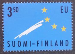 Finnland   Mitläufer   Beitritt Finnlands Zur Europäischen Union   1995      ** - Europäischer Gedanke