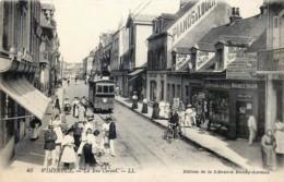France - 62 -  Boulogne-sur-Mer - Wimereux - Le Tram Rue Carnot - Boulogne Sur Mer