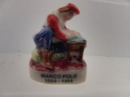 FEVE - LES GRANDS EXPLORATEURS - MARCO POLO 1254 - 1324 - Histoire