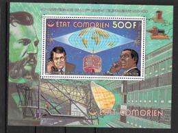 BF - 1976 - N° 5 D**MNH - 100 Ans De La Première Liaison Téléphonique - Comores (1975-...)