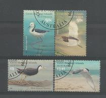 Cocos Keeling 2008 Birds Y.T. 429/432 (0) - Cocos (Keeling) Islands