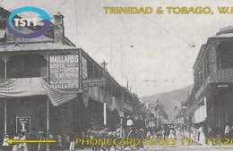 Trinidad & Tobago - The Root Of Frederick Street In 1905 - 267CTTA - Trinidad & Tobago