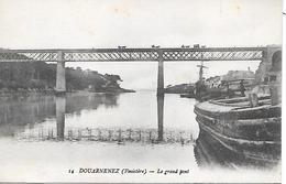 DOUARNENEZ - ( 29 ) - Le Grand Pont - Douarnenez