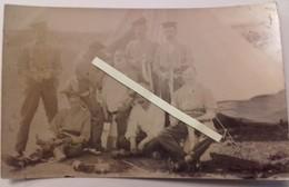 1900 1914 BEF Armée Anglaise Royal Marine's Boer's Tenue De Parade Casque à Pointe  Poilus 1914 1918 WW1 14 18 WK1 - War, Military