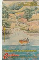 St. Vincent & The Grenadines - Environment - River (Without Logo) - 3CSVA - San Vicente Y Las Granadinas