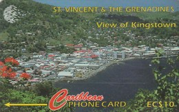 St. Vincent & The Grenadines - View Of Kingstown - 13CSVB - St. Vincent & Die Grenadinen