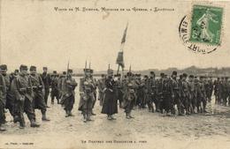 Visite De M. Etienne Ministre De La Geurre à Lunéville - Luneville