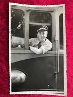 Luxembourg CFL Chemin De Fer , Lucien D`Itzig . Namen Auf Der Rückseite  ( Fotokarte ) - Postkaarten