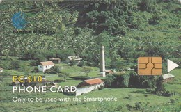 St. Vincent & The Grenadines - Peters Hope Estate - St. Vincent & The Grenadines
