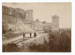 Photographie 13 Ruines De Montmajour  1904  Photo 11x8 Cm Env - Places