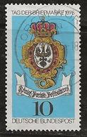 Allemagne 1975 N°Y.T. : 715 Obl. - [7] République Fédérale