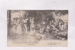 CPA FREDERIC MISTRAL, LA FARANDOLE - Fantaisies