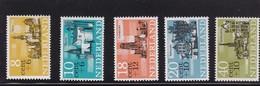 1965 Zomer NVPH 842-846 Postfris/MNH 8ct * - 1949-1980 (Juliana)