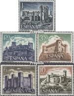 Spanien 1866-1870 (kompl.Ausg.) Postfrisch 1970 Burgen - 1931-Heute: 2. Rep. - ... Juan Carlos I