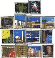 Spanien 1455-1468 (kompl.Ausg.) Postfrisch 1964 Bürgerkrieg - 1931-Heute: 2. Rep. - ... Juan Carlos I