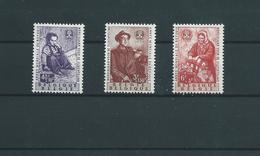 3 Timbres Belgique 1128/30xxx -MNH - Belgique