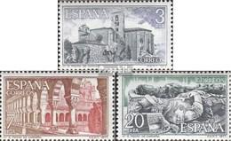 Espagne 2335-2337 (complète.Edition.) Neuf Avec Gomme Originale 1977 Monastère - 1931-Oggi: 2. Rep. - ... Juan Carlos I