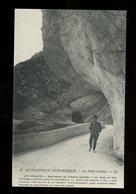 CPA- 38 - LE DAUPHINÉ - LES PETITS GOULETS - - France