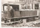 Savoie - 73 - St Saint Béron  Locomotive  A L'usine - Altri Comuni