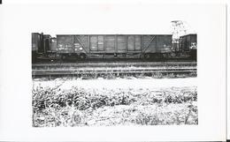 Photo -Train - Wagon TYW  802090- Gare Thionville   -Moselle - 57 - Trains