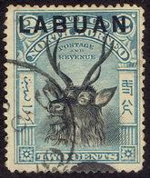 Labuan 1897, Sambar Stag - Noord Borneo (...-1963)