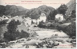 AIX-LES-THERMES - ( 09 ) - Confluent De L'oriége - Ax Les Thermes
