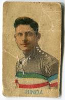 FIGURINA CICLISMO BINDA - Ciclismo