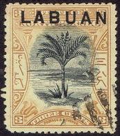 Labuan 1897, Sago Palm - Noord Borneo (...-1963)