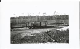 Photo -Train - Wagon  à Identifier - Trains