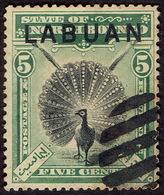 Labuan 1897, Great Argus Pheasant - Noord Borneo (...-1963)