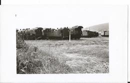 Photo -Train -Locomotive - Gare Les Laumes  En 1956 - 21 - Côte D'Or - Trains