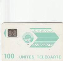 Djibouti - Blue Logo 100 - Djibouti
