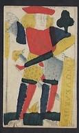 Carte à Jouer Ancienne - Le Valet De Trèfle - Autres Collections