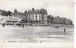 HOULGATE - ( 14 ) - L'hotel Du Casino - Houlgate