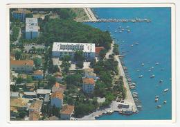 Punat - Island Of Krk - Old Postcard Travelled 1987 B190415 - Kroatien