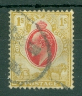 Orange River Colony: 1903/04   Edward  SG146   1/-     Used - État Libre D'Orange (1868-1909)