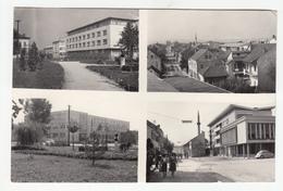 Prijedor Old Postcard Travelled 1961 To Zagreb B190415 - Bosnie-Herzegovine