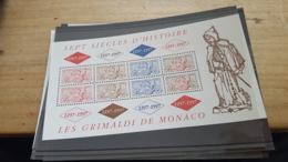 LOT 450702 TIMBRE DE MONACO NEUF** LUXE - Monaco