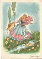 W2528 Bambini - Enfants - Children - Kinder - Nino - Illustrazione Illustration / Viaggiata 1955 - Scene & Paesaggi